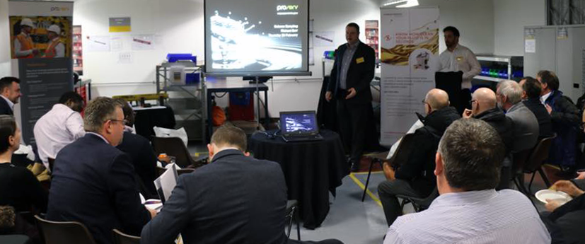 Proserv Hosts First Production Chemistry Networking Event