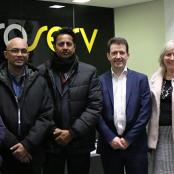 Proserv greets Guyanese delegation as part of a new trade initiative