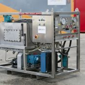 Flushing & fluid cleanliness equipment