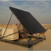 Energy Efficient Solar Operated Chemical Injection Skid