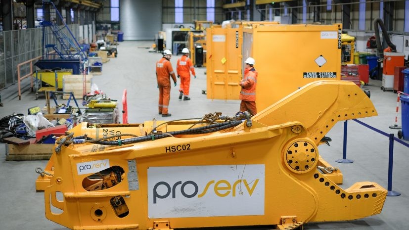 Proserv relocates services to new facility in Aberdeen