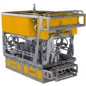 ROV operated subsea sampling system