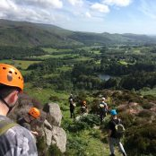 Proserv goes Outward Bound to Help Young Talent