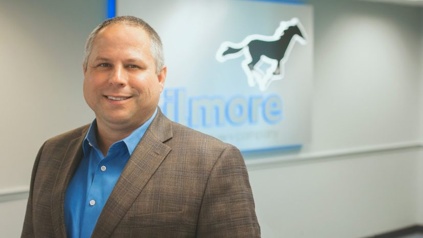 Glimpse into Gilmore: New VP has sights set on growth strategies
