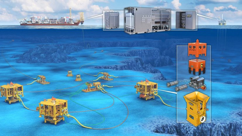 Proserv wins subsea controls award for greenfield development