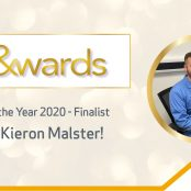 Kieron Malster runner-up in major OGUK Apprentice of the Year award
