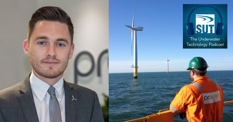 The SUT Podcast – Condition Monitoring for Offshore Wind