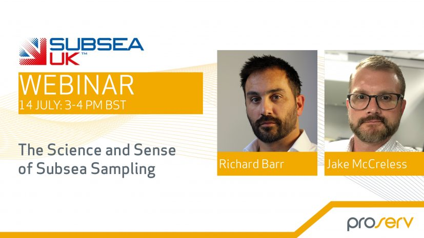 The Science and Sense of Subsea Sampling – Subsea UK Guest Webinar